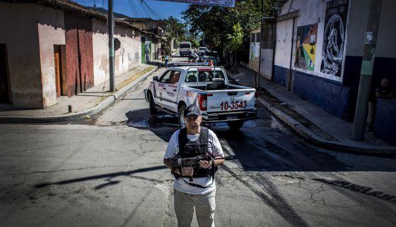 El Alcalde armado de San José de Guayabal (El Salvador).