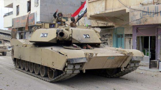 Fuerzas iraquíes avanzan en la reconquistada ciudad de Ramadi rn