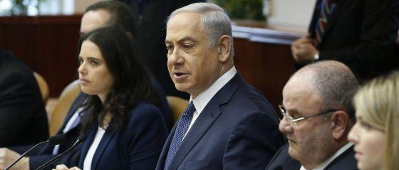 Netanyahu presidió el pasado día 3 la reunión semanal del Gobierno.