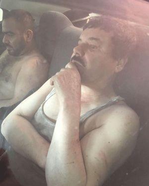El Chapo Guzmán detenido | Sigue la captura en vivo