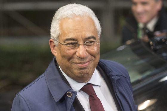 El primer ministro portugués, Antonio Costa. EFEArchivo