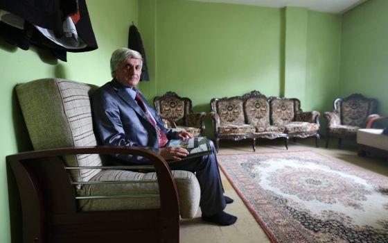 El ingeniero sirio Refaai Hamo fue entrevistado por el blog Humans of New York antes de viajar a Estados Unidos.