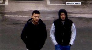 Salah Abdeslam, a la izquierda, y Hamza Attou el pasado 14 de noviembre en una gasolinera francesa.