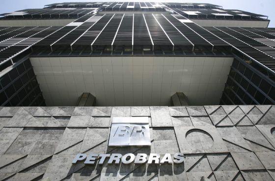 La sede de Petrobras, en el centro de Río de Janeiro.