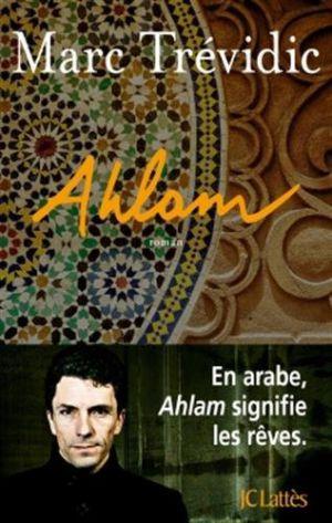 Portada de 'Ahlam', de Marc Trévidic.