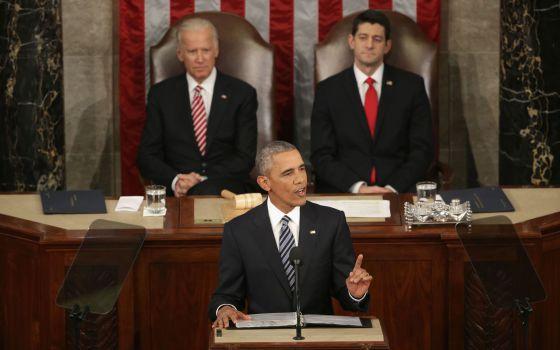 Discurso de Barack Obama sobre el estado de la Unión de Estados Unidos
