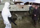 Nace un tribunal para juzgar los crímenes de guerra en Kosovo