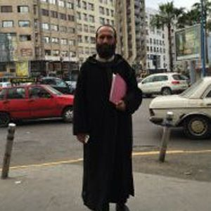 El predicador salafista Abdelkrim Chadli