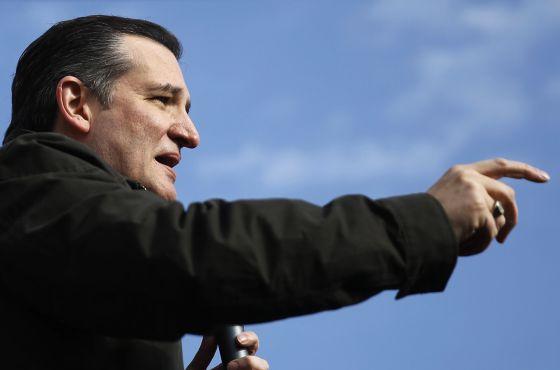 Ted Cruz, el gran rival de Trump