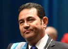 Former comedian sworn in as Guatemala's new president