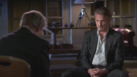 Sean Penn se arrepiente de su entrevista a El Chapo Guzmán