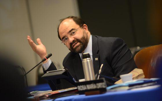 Emilio Álvarez Icaza en una imagen de archivo