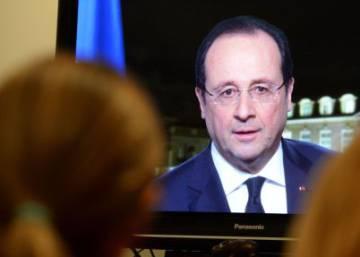 """Hollande decreta en Francia el """"estado de excepción contra el paro"""""""