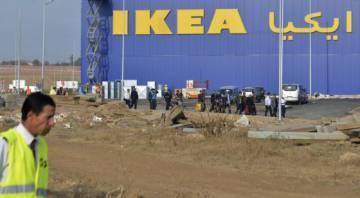 Vista general de la nueva tienda Ikea en Casablanca (Marruecos), el 1 de octubre de 2014.