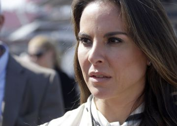 La fiscalía cita a Kate del Castillo por su relación con El Chapo