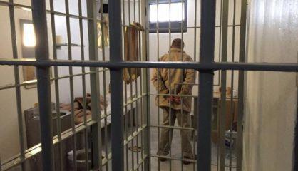 El Chapo Guzmán, en su celda