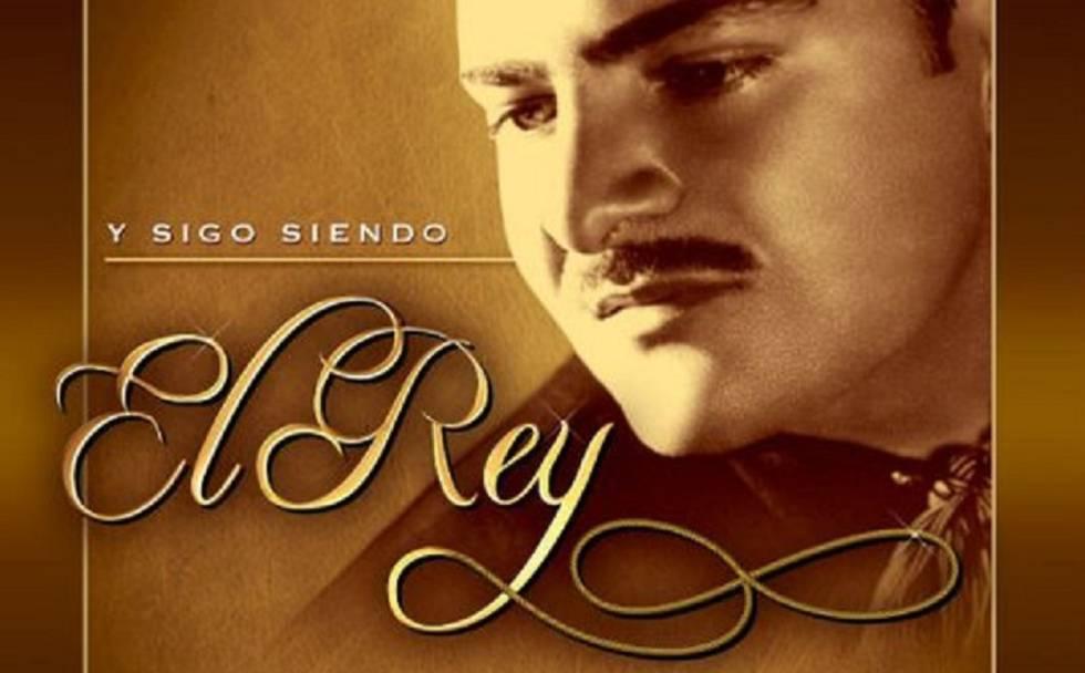 José Alfredo Jiménez en su disco 'Y sigo siendo El Rey'
