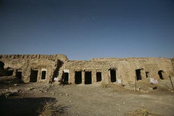 El convento de San Elías, en Mosul