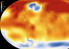 2015 fue el año más cálido desde que arrancaron los registros en 1880