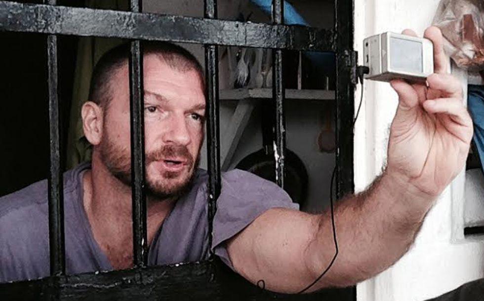 Una captura de Bruce Beresford como protagonista de su propio reality
