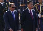 Xi sella en Egipto inversiones por 13.500 millones de euros