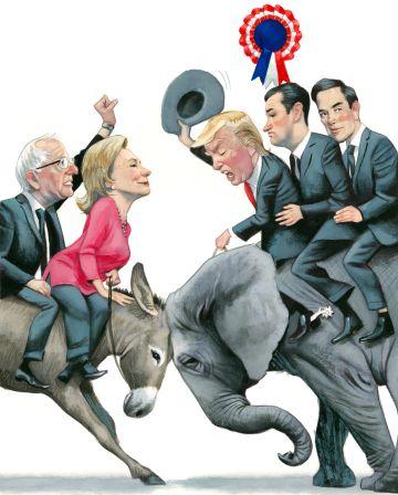 Elecciones en la era del descontento