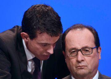 Valls anuncia la prolongación del estado de excepción en Francia hasta derrotar al ISIS