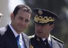 El Gobierno de Jimmy Morales se estrena con una crisis militar