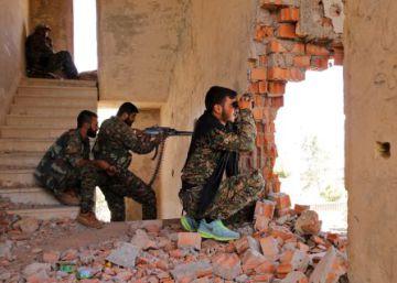 """""""Hay que buscar la forma de juzgar los delitos de Siria"""""""