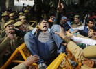 Las protestas se extienden en India tras el suicidio de un 'intocable'