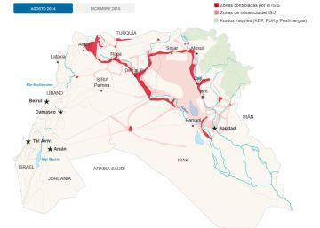 Europol alerta del riesgo de nuevos atentados del ISIS en Europa