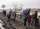 """HRW critica el uso de los refugiados para aplicar """"políticas del miedo"""""""
