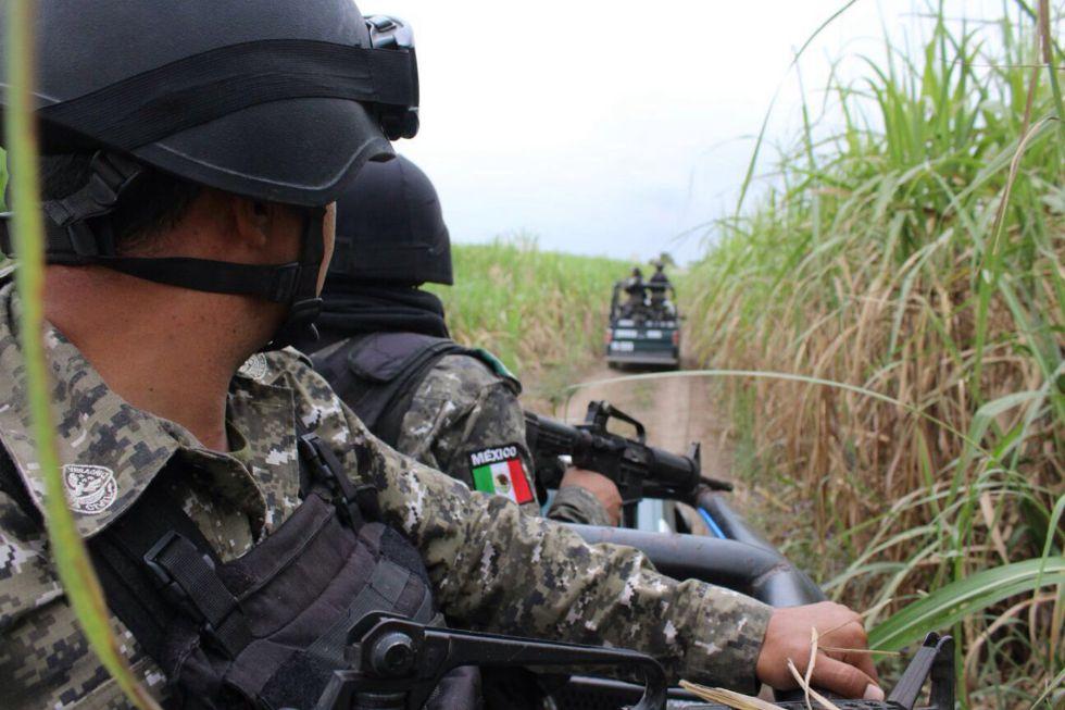 Violencia en Veracruz, México