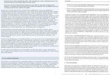 Esta es la comparación que hizo el agrónomo Luis Vélez sobre los dos textos.