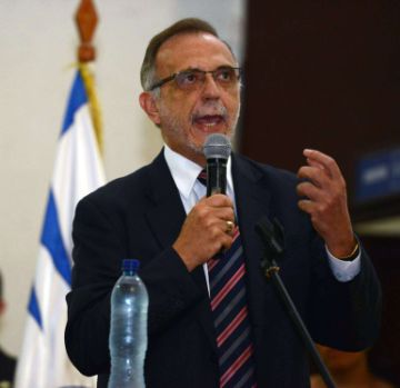 El presidente de la CICIG, Iván Velasquez.