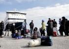 La crisis migratoria enfrenta de nuevo a Grecia con Europa