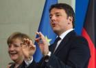 El pulso de Renzi agrava las dificultades de Merkel
