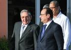 Hollande e Castro dão um novo passo nas relações bilaterais