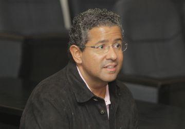 El expresidente salvadoreño Francisco Flores (1959-2016).