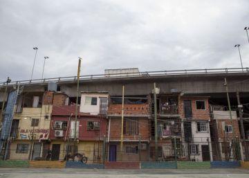 La miseria imposible de ocultar en el centro de Buenos Aires