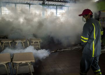 El virus del zika se expande por Colombia, el segundo país más afectado