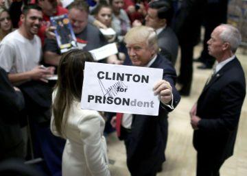 Estados Unidos mide la fuerza del descontento y del fenómeno Trump