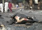 Boko Haram arrasa y quema una localidad del noreste de Nigeria
