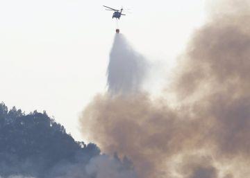 Un incendio en Bogotá obliga a evacuar el Congreso