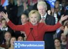 Clinton y Sanders empatan en Iowa