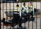 Un ataque a tiros de tres palestinos causa la muerte de una agente