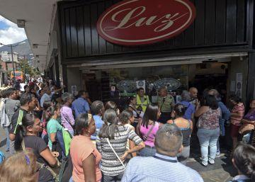 La oposición venezolana advierte en la UE de que puede haber un estallido social