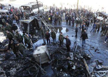 El avance del Ejército sirio fuerza la suspensión del diálogo de paz en Ginebra