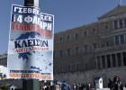 Las protestas contra las reformas de Tsipras cobran fuerza en Grecia