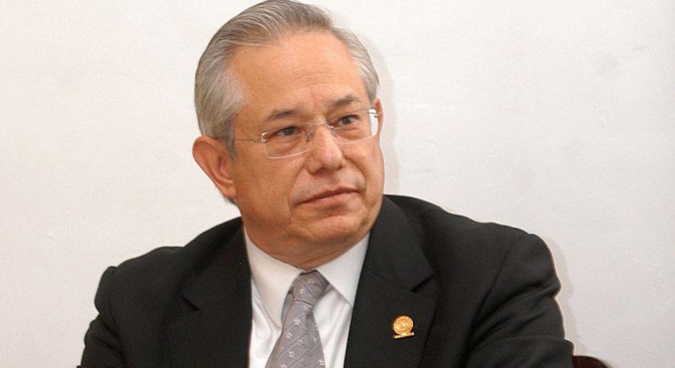 Jorge Gaviño, director del Metro de la Ciudad de México.